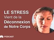 Stress Vient Déconnexion Notre Corps
