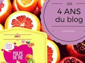 blog plaisir extrême fruits frais avec cosmétos Pulpe
