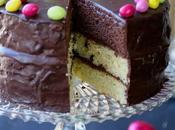 Layer cake facile pour Pâques