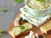 Tartinade tofu soyeux olives vertes