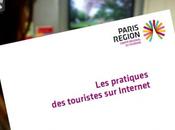 pratiques touristes Internet Paris Ile-de-France
