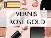 vernis rose gold porter tout suite!