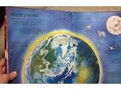 livre planètes étoiles Avec dépliants géants (Collectif)