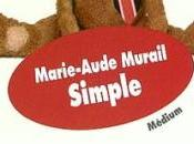 Simple, Marie-Aude Murail