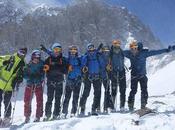 Trip rando IRAN pour groupe excellence alpinisme FFCAM