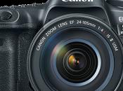 Canon mark spesifikasi