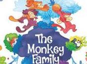Aujourd'hui sont vacances Monkey Family Margo Renard