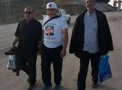personnes grève faim solidarités avec Fekhar