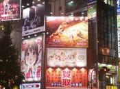 Carte postale Japon Tokyo Osaka Kyoto