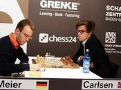 Premier point pour Carlsen Grenke Chess Classic