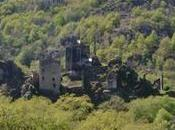 Moyen-Age Xaintrie: Tours Merle