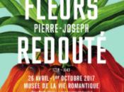 pouvoir fleurs, pierre-joseph redouté (1759-1840) parcours contemporain métiers d'art avril octobre 2017
