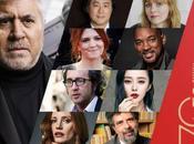 Jury Festival Cannes dévoilé