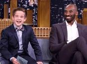 Quand enfant interview Kobe Bryant chez Jimmy Fallon