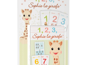 Apprendre compter avec Sophie girafe concours