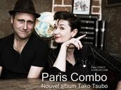 Paris Combo, Nouvel album Tako Tsubo
