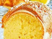 Moelleux citron, crème fraiche