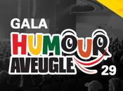 Gala Humour Aveugle: Rire avoir mâchoires
