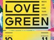 Découvrez fantastiques installations Love Green Festival