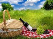 printemps fête avec vins réjouissants