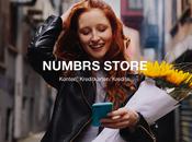 Numbrs, distribution produits