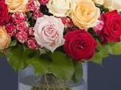 roses sont fleurs plus achetées pour fête mères