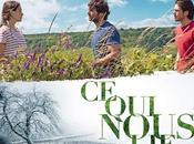 NOUS Cédric Klapisch avec Marmaï, Girardot, François Civil Cinéma Juin