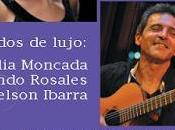 Noelia Moncada Raimundo Rosales invités Jacqueline Sigaut dimanche l'affiche]