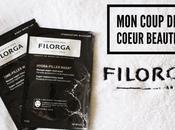 avis masques tissu Hydra-Filler Mask Time-Filler Filorga