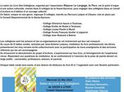 Salon livre collegiens