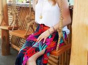 Palmier tiki Rafraîchir garde-robe couleurs l'été