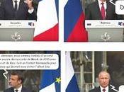Macron invite russe