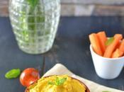Tartinade haricots blancs carottes