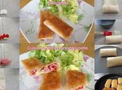 Feuille Brick Jambon Tomate Mozzarella