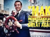 526ème semaine politique: Macron rejoint Thomas Pesquet dans l'espace
