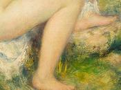 Auguste Renoir, Femme dans paysage