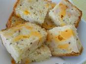 Cake poulet, moutarde mimolette