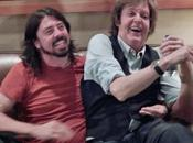 Quand Paul McCartney sauve jambe Dave Grohl