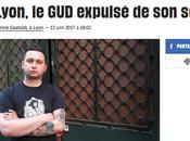 rats… cistes #Gud enfin délogés JOIE #Lyon #antifa