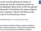 enlève masque, Henry Leroy, reconnu #racisme #mandelieu