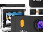 TEST AVIS Mini caméra APEMAN WIFI camera...
