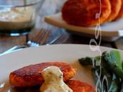 ~Croquettes saumon mayonnaise l'estragon~