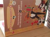 Panda Family L'équilibre alimentaire expliqué enfants.