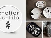 Expo L'Atelier Buffile, Céramique
