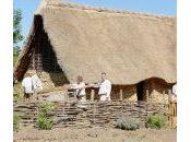 Calvados ferme carolingienne reconstituée parc historique Ornavik