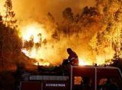 Portugal proie incendie meurtrier