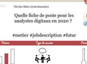 Quelle fiche poste pour analystes digitaux 2020