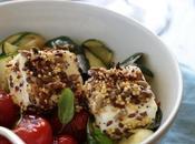 Salade d'été féta