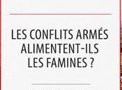 tablettes juin, CICR conflits armés alimentent-ils famines