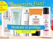 meilleures crèmes jour avec protection solaire